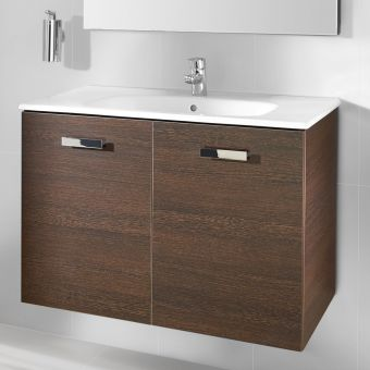 Roca Debba Compact 2 Door Vanity Unit - 855901806