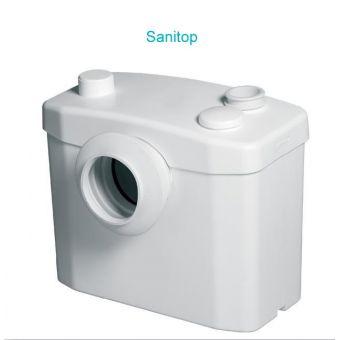 Saniflo Sanitop Up Macerator
