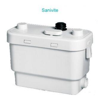 Saniflo Sanivite + Utility Pump