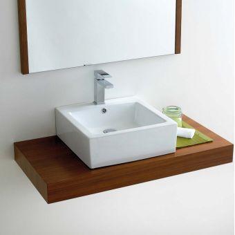 Phoenix Deep Square Counter Top Bathroom Basin VB039