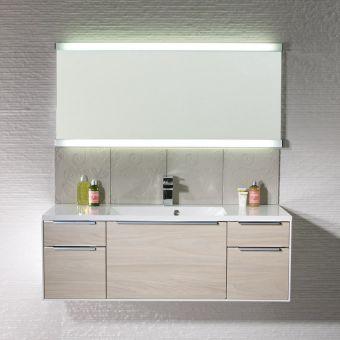 Roper Rhodes Transcend Illuminated Bathroom Mirror