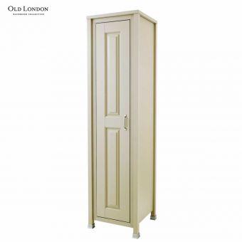 Old London 450mm Tall Bathroom Cupboard