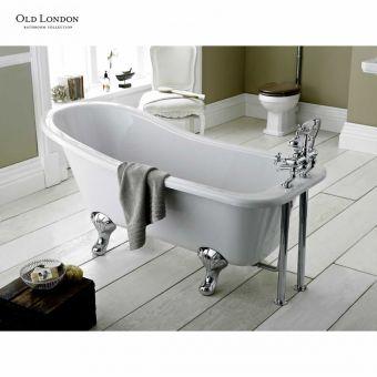 Old London Brockley Freestanding Slipper Bath