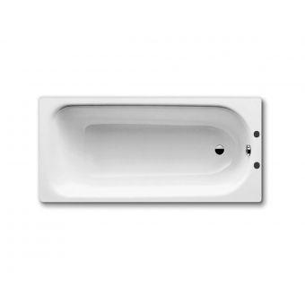 Kaldewei Eurowa 2 Taphole Steel Enamel Bath