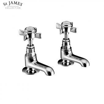 St James Cloakroom Basin Taps