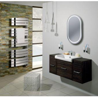 Bauhaus Essence Curved Flat Panel Towel Warmer