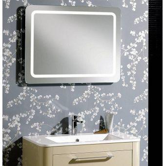 Bauhaus Celeste Back Lit Mirror