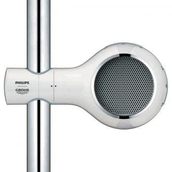 Grohe PHILLIPS Aqatunes Bluetooth Shower Speaker
