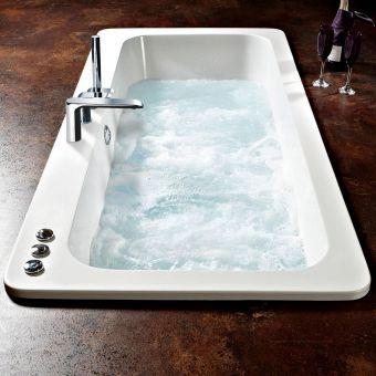 Phoenix Clio Inset Amanzonite Bath