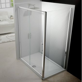 Merlyn Series 6 Sliding Shower Door