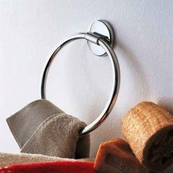 Inda Colorella Towel Ring 19 x 21h x 3cm