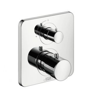 AXOR Citterio M Thermostatic Shower Mixer with Shut-Off Valve - 34705000