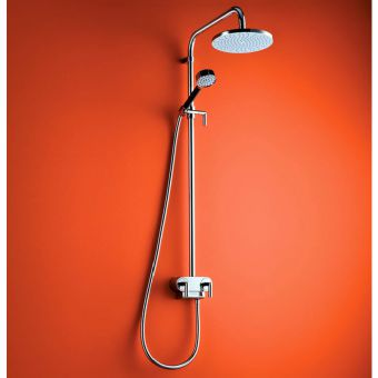 Matki Swadling New Absolute 2 Exposed Contemporary Shower Kit 2/2021