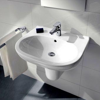 Villeroy & Boch O.Novo Curved Washbasin