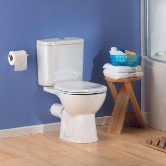 Vitra Layton Close Coupled Toilet