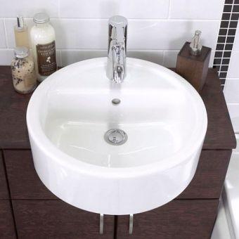 VitrA Matrix Semi Recessed Basin