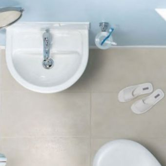 Vitra Layton Large Bathroom Sink