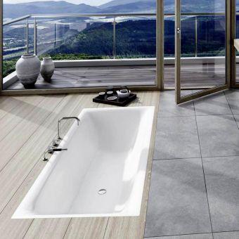 Kaldewei Silenio Double Ended Steel Bath