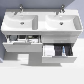 Laufen Pro S Double Washbasin