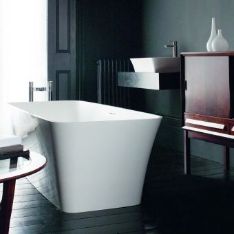 Clearwater Palermo Grande Natural Stone Freestanding Bath