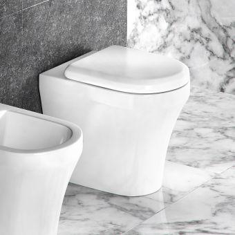 Britton Fine Floor Standing Toilet