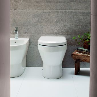 Britton Curve Floor Standing Toilet