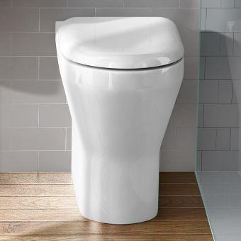 Britton Tall Floor Standing Toilet