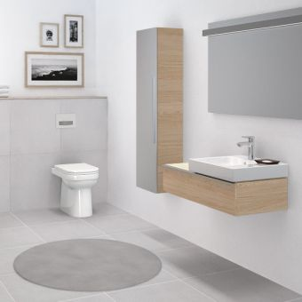 Geberit iCon 150cm Mirror Door Cabinet