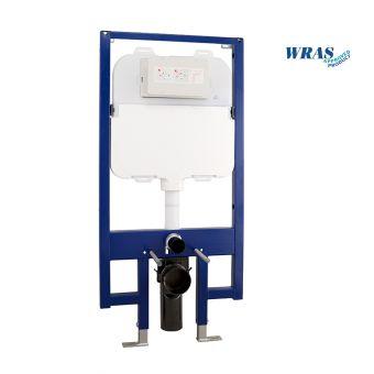 Abacus Slimline Toilet Cistern & Frame - EPWC-30-2005
