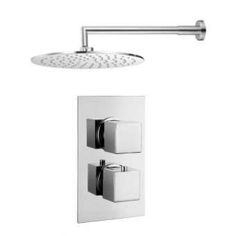 Abacus Emotion Shower Package, with Round Head Kit E02