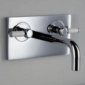 Matki Swadling New Absolute 2 Retro Wall Bath Mixer Tap 2C/7002BATH