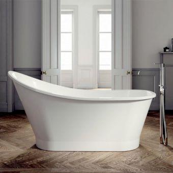 Ramsden & Mosley Canna Modern Freestanding Slipper Bath