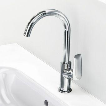 Hansgrohe Logis 210 Swivel Basin Mixer Tap
