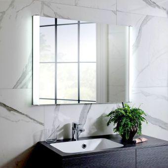 Bauhaus Serene Illuminated Mirror