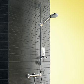 Hansgrohe Croma 100 Shower Sets, Ecostat Comfort Combi