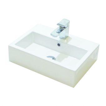 Saneux Matteo Contemporary Washbasin + Unit