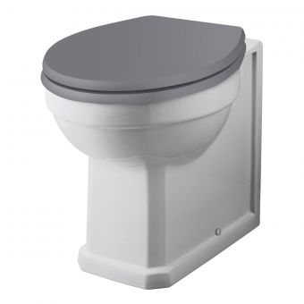 Bayswater Fitzroy Comfort Height Back to Wall Toilet - BAYC022