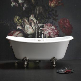 Arcade Vine Free Standing Natural Stone Bath - ARC38
