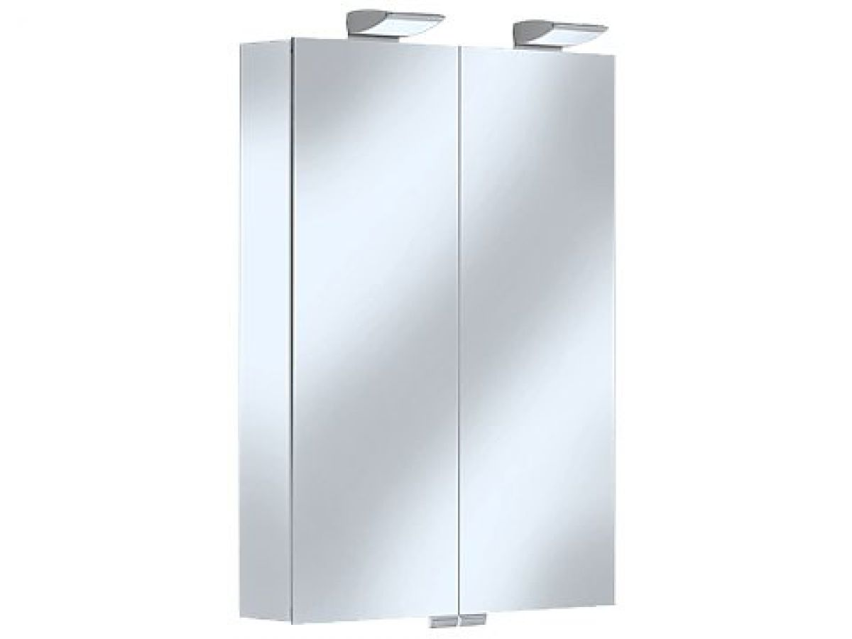 Keuco royal 35 600mm bathroom cabinet with lights uk bathrooms - Bathroom cabinets keuco ...
