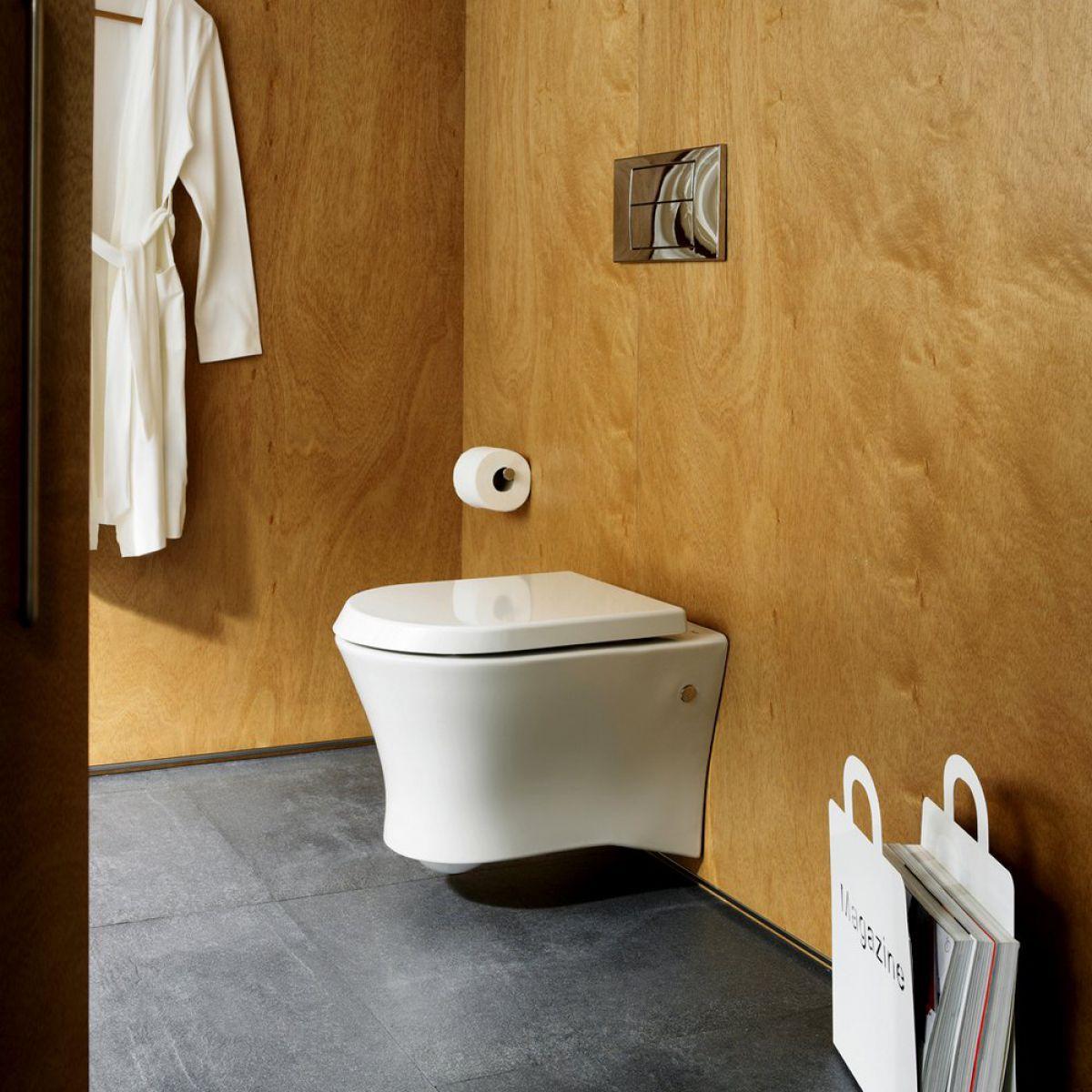 Roca Nexo Wall Hung Toilet