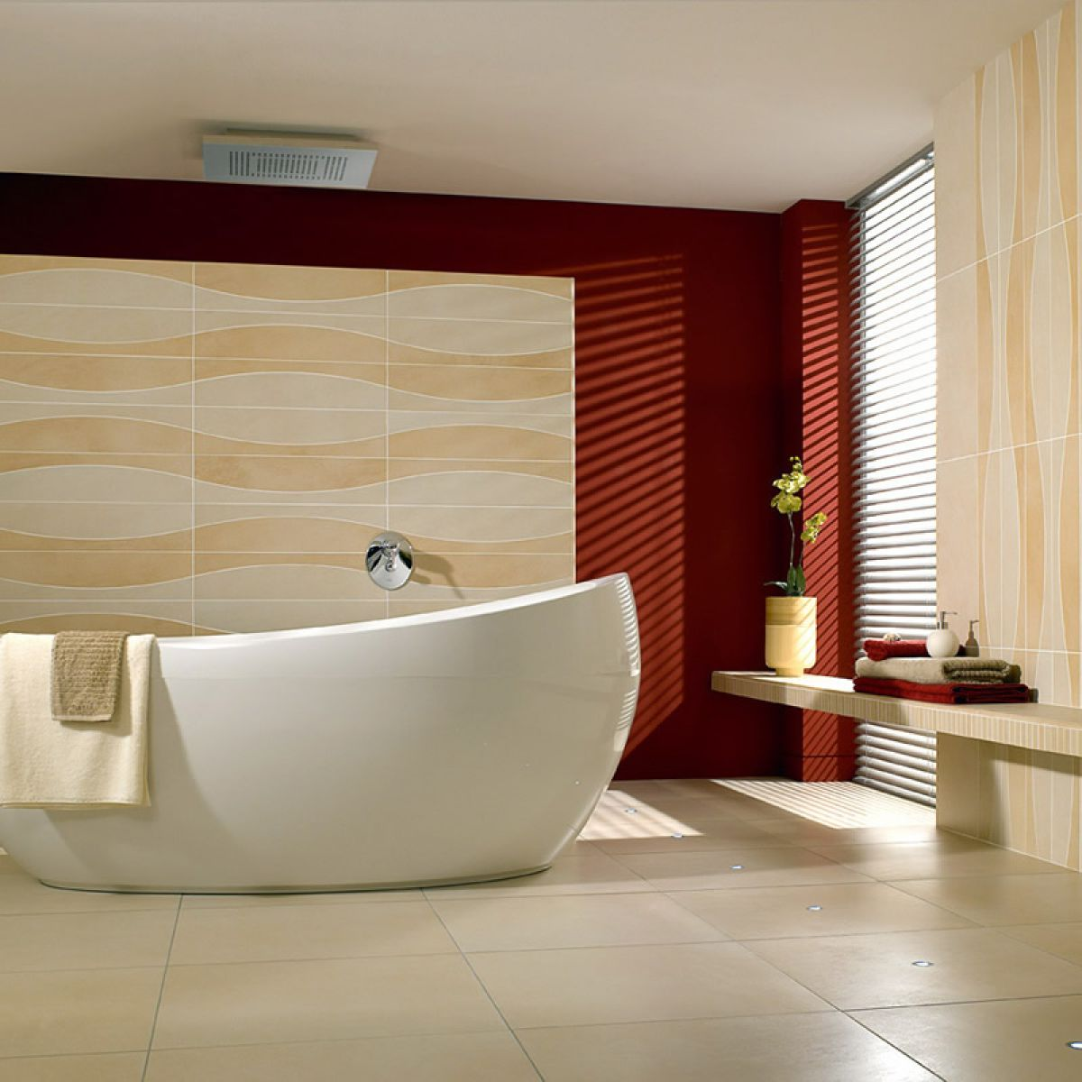 Villeroy Amp Boch Bernina Tiles 2394 30 X 60cm Uk Bathrooms