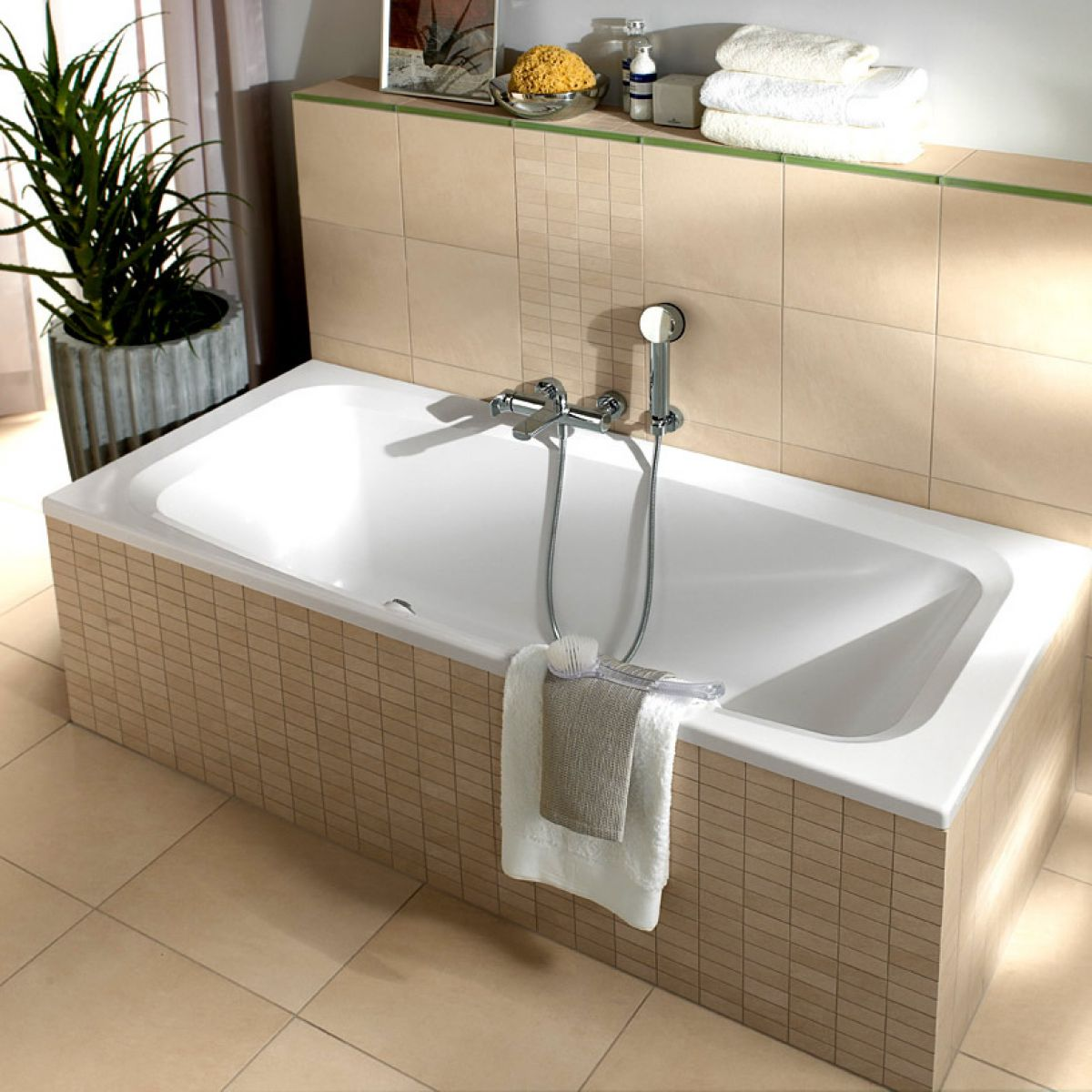 Villeroy Amp Boch Bernina Tile 2391 45 X 45cm Uk Bathrooms