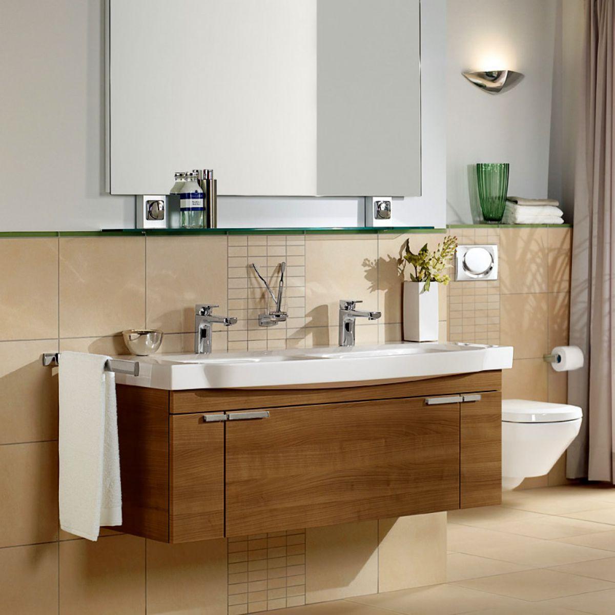 Villeroy and boch bathroom cabinets - Villeroy Boch Bernina Tiles 2393 30 X 30cm