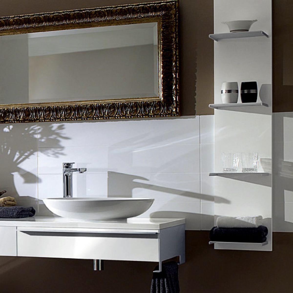Villeroy Boch Bianco Nero Tile 1581 30 X 60cm Uk Bathrooms