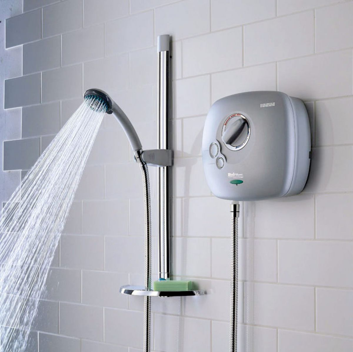 picture of a power shower