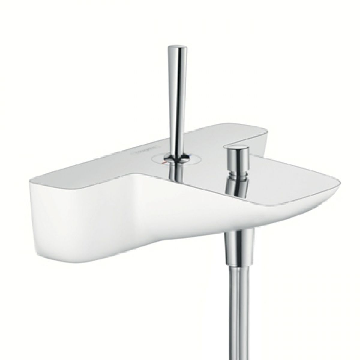 Hansgrohe puravida exposed bath shower mixer uk bathrooms for Hansgrohe puravida