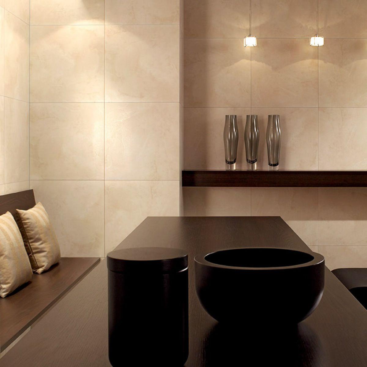 Bathroom Tiles Villeroy Boch villeroy & boch ivoire tile 2394 (30 x 60cm) : uk bathrooms
