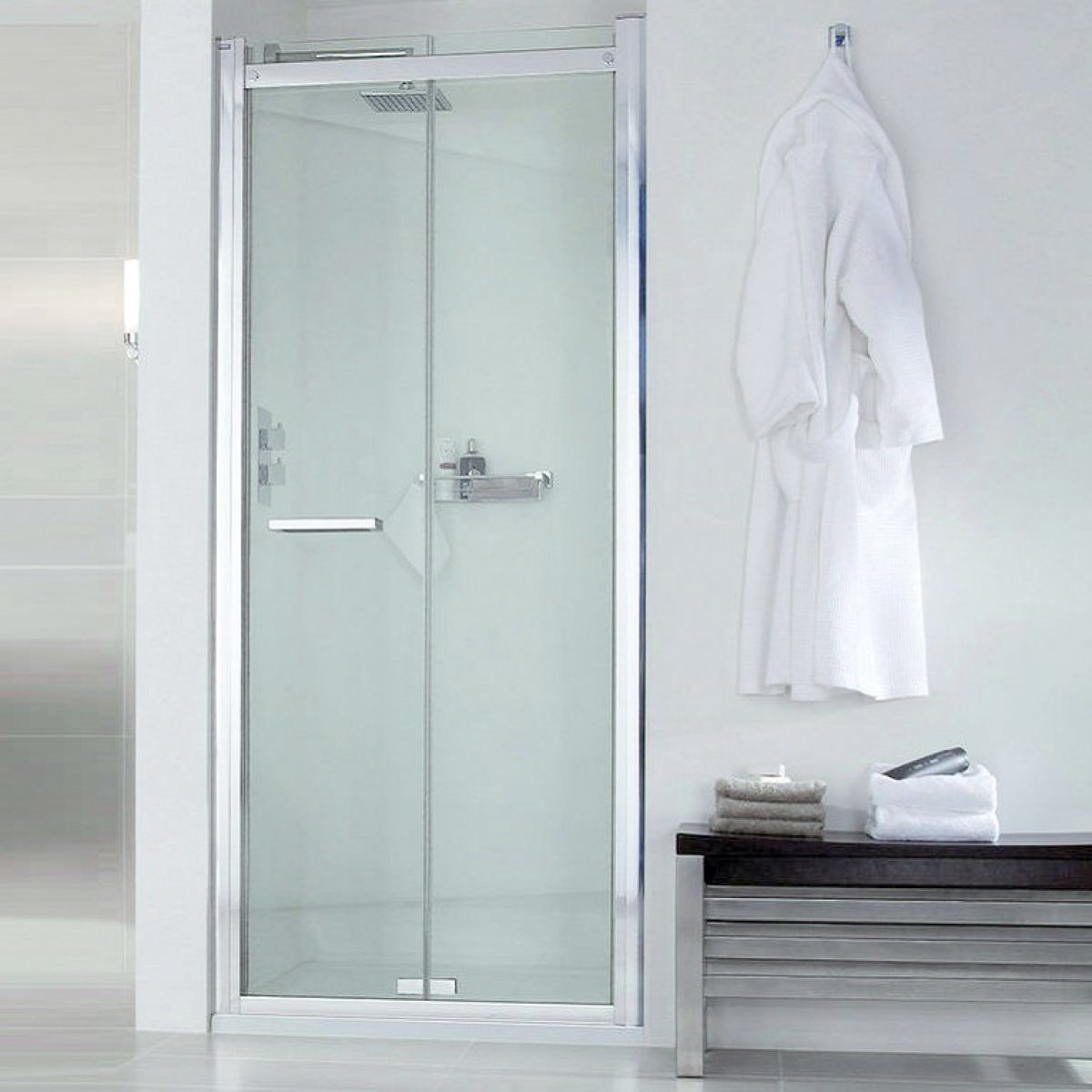 Aqata Spectra Sp480 Bi Fold Door Uk Bathrooms