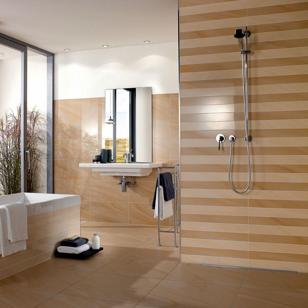 Bathroom Tiles Villeroy Boch villeroy & boch landscape polished tile 2095 (30 x 60cm) : uk