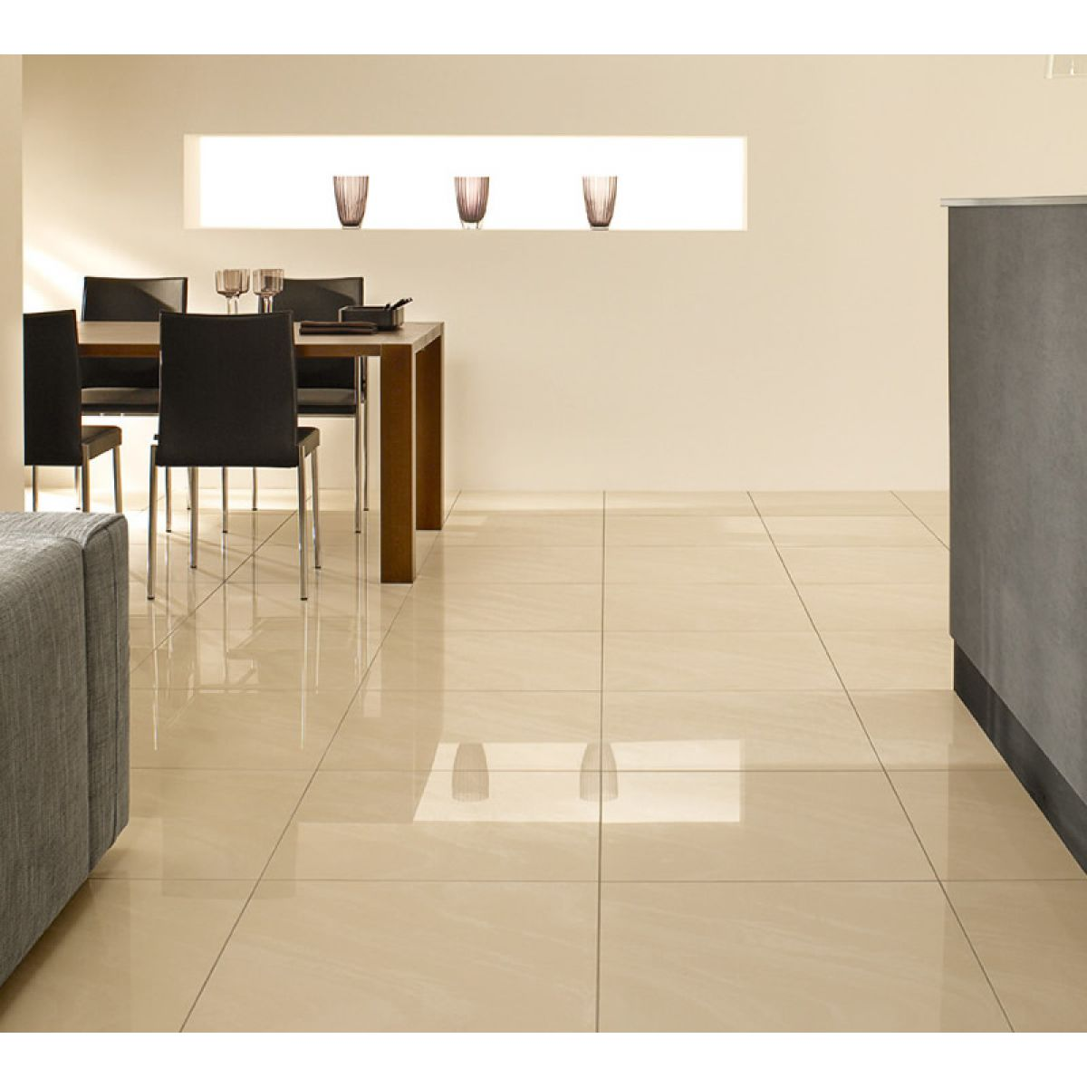 Villeroy Amp Boch Landscape Polished Tile 2097 60 X 60cm